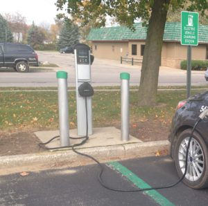 zeeland board of public works electric vehicle charging